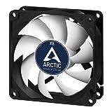 ARCTIC F8 - 80 mm Standard Gehäuselüfter| Extrem leiser Lüfter | Case Fan mit Standardgehäuse |...