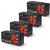 4x Alternative Tonerkartuschen für Canon LBP2410 LBP87 LBP 2410 LBP 87 LBP 2410 LBP 87 Schwarz Cyan Magenta Yellow Set BK C M Y KCMY