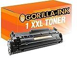 Gorilla-Ink® 1x Laser-Toner XXL Black kompatibel zu HP Q2612A Canon I-Sensys LBP-2900 Series LBP-2900 I LBP-3000 LBP-2900