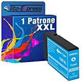 PlatinumSerie® 1 Tinten-Patrone XXL kompatibel Blau zu Canon PGI-1500 XL Maxify MB 2000 Series MB 2050 MB 2350