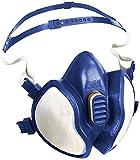 3M Atemschutz-Halbmaske 4255 / Komplettmaske zum Schutz gegen organische Gase, Dämpfe & Partikel / Schutzstufe A2P2