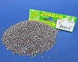 Original Jordan Schotter grau 1,5 mm Körnung 150g Spur H0 'Top Qualität'