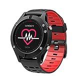 No. 1F5Herzfrequenz Monitor Smart Watch GPS Armband Herz Rate Monitor Sport Armband für Android...