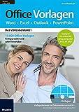 Franzis Verlag 10.000 Office Vorlagen: Fertig gestaltete und sofort einsetzbare Vorlagen für Office...