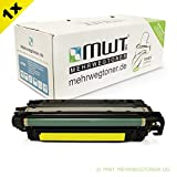 MWT-Toner remanufactured Toner YELLOW ersetzt CE402A 507A & Cartridge 732Y für HP Laserjet Enterprise 500 M551 M575 M570 & Canon LBP 7780 5480