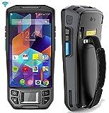 【Android 7.0】 3G 4G PDA Terminal mit Bluetooth Touchscreen und Honeywell Barcode-Scanner für 1D...
