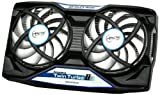 Arctic Accelero Twin Turbo II Grafikkartenkühler für NVIDIA (bis zu 250 Watt Kühlleistung durch...