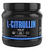 L-CITRULLIN - Malat Pulver   Vegan   Hohe Reinheit   höchsten deutschen Standards   Beliebt bei Sportler Und Bodybuildern