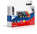 KMP Sparpaket für Canon i905D/i950/i965/i9100/S800/S820/S820D/S830D/S900/S9000/BJC8200 Photo