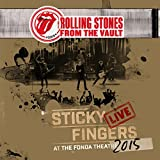 From The Vault: Sticky Fingers Live 2015 (DVD+3LP) [Vinyl LP]