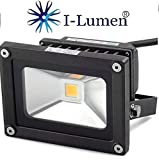 I-Lumen® LED- Außenstrahler Fluter mit 10W LED IP65 230V Baustrahler Flutlicht -10 Watt