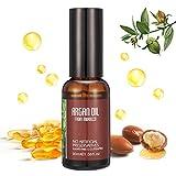 Skymore Arganöl Haaröl, Haarserum mit Moroccan Oil,Intensive Pflege und Hitzeschutz für Trockene Strapazierte und Kaputte Haare, 1er Pack(1x30ml)