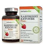 Himbeerketon, Raspberry Ketone Plus+, Antioxidant Dual Action Formel, 2 -4 Monate Vorrat, 120 Kapseln … (120 Count)