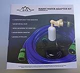 DKN UNIVERSAL Netzteil-Adapter mit Wasser 7,5 m Schlauch