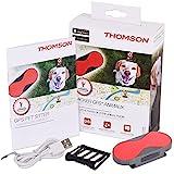 GPS Tracker Thomson für Haustiere, Hunde, Katzen Pferde und mehr | Activity Tracker| Für iPhone...