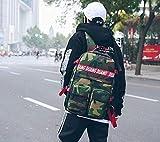 MMMMM Rucksack Tragbare Schultasche mit großer Kapazität Lässige Reisetasche Laptop-Rucksack,1