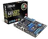 Asus M5A97 LE R2.0 Mainboard Sockel AM3+ (ATX, AMD 970/SB950, 4x DDR3 Speicher, 6x SATA III, 2x USB 3.0)