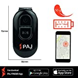 PAJ EASY Finder 2.0 Kinder Tracker Peilsender GPS Tracker mit App SOS Notruf Senioren Ortungsgerät...