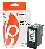 Bubprint Druckerpatrone kompatibel für Canon PG-540XL PG 540XL für Pixma MG2100 MG2150 MG2200 MG2250 MG3150 MG3250 MG3255 MG3500 MG3650 Schwarz Black