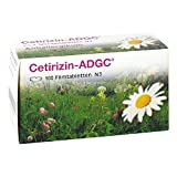 Cetirizin Adgc Filmtabletten 100 stk