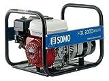 SDMO 620x 3–Stromerzeuger Benzin 3,75kVA