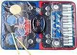 Playtastic Tanzmatte: Berührungsempfindliche 2in1-Musikmatte (Spielzeug-Musik-Matten)