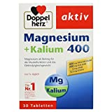 Doppelherz Magnesium + Kalium Tabletten 30 stk