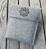 zigbaxx eReader Hülle ROYAL Case Sleeve Filz u.a. für Kindle Paperwhite 2017, Kindle Oasis Voyage...