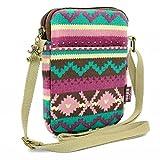 Mopaclle Mädchen klein Bezaubernd Umhängetasche Brieftasche Geldbeutel Handy Taschen für iphone 7...