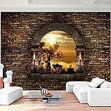 Vlies Fototapete 'Tropical sunset' 352x250 cm - 9025011a RUNA Tapete