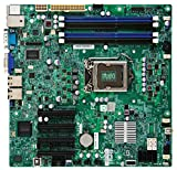 Supermicro MBD-X9SCM-F-O Sockel 1155 Mainboard (micro ATX, Intel Core i3, DDR3 Speicher, SATA III, USB 2.0)