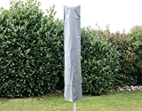 Brema 150939 Schirmhülle bis 300 cm PVC-Oxford 600 anthrazit