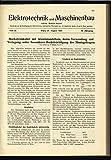 Starkstromkabel mit Aluminiumleitern, deren Verwendung und Verlegung unter besonderer Berücksichtigung der Montagefragen, in: ELEKTRONIK UND MASCHINENBAU, Heft 34/1938 (56. Jg.).