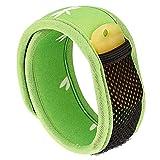 Bramble Premium Mückenschutz, abschreckendes Insekten-Armband mit zwei Nachfüllpackungen. Kann am Arm oder Knöchel getragen werden. Ohne Deet Spray (keine chemische Substanzen) Multi - Pack