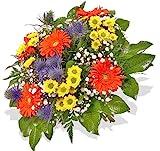 Blumenstrauß Blumenversand 'Dankeschön...!' +Gratis Grußkarte+Wunschtermin+Frischhaltemittel+Geschenkverpackung