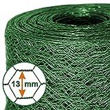 Mammut® Drahtzaun / Sechskant-Geflecht | Maschenweite 13 mm | Gartenzaun | Länge und Höhe wählbar