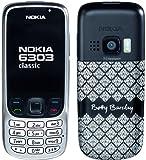 Nokia 6303 classic steel (Kamera mit 3,2 MP, MP3, Bluetooth) Handy