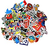 Neuleben Aufkleber Pack [100-pcs] Graffiti Sticker Decals Vinyls für Laptop, Kinder, Autos,...