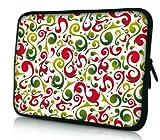 Sidorenko Designer Laptoptasche Notebooktasche Sleeve Größe 34,0 cm von 13' bis 13,3' Zoll Neopren Schutzhülle