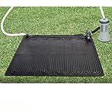 Solar-Matte, Wassererwärmung durch Sonnenkraft, 120 x 120 cm || Solarheizung Pool Heizung Schwimmbad Solarabsorber Sonnenkollektor