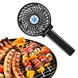 Tragbare Elektrizität Kochen BBQ Fan, Barbecue Grill Lüfter, wiederaufladbare Lüfter von TEPSMIGO