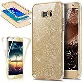 Galaxy S6 Hülle,Galaxy S6 Silikon Hülle,ikasus Galaxy S6 TPU Hülle [Full-Body 360 Coverage...