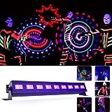 UV LED Strahler Schwarzlicht Lichteffekt Wood Lampe bühnenscheinwerfer Stimmung Bühnenbeleuchtung...