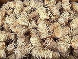 3kg BBQKontor Premium Anzünder aus Holzwolle & Wachs - Grillanzünder Kaminanzünder Ofenanzünder Brennholzanzünder Kaminholzanzünder Holzanzünder Anzündkamin Grillkohle Holzkohle Kaminholz Brennholz