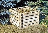 Holz Kompostsilo Bausatz 120x120x70cm