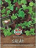 Salat (Babyleaf Mischung) Saatteppich