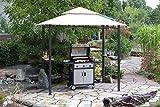 Tepro Grillpavillon für Grillspass bei jedem Wetter