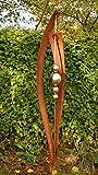 Gartendeko Skulptur Petra Rost Garten Deko Skulpture Stecker Beetstecker*