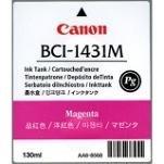 Original Canon 8971A001 / BCI-1431M Tinte Magenta für Canon Imageprograf W 6400 D