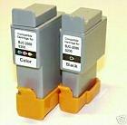 10 alternative Tintenpatronen für Canon PIXMA ip1000 ip1500 ip2000 MP100 MP130, und diverse, alternativ zu BCI-21 BCI-24. Siehe auch Produktbeschreibung!